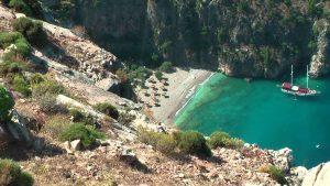 Hamam Bay-Blue Cruise Turkey