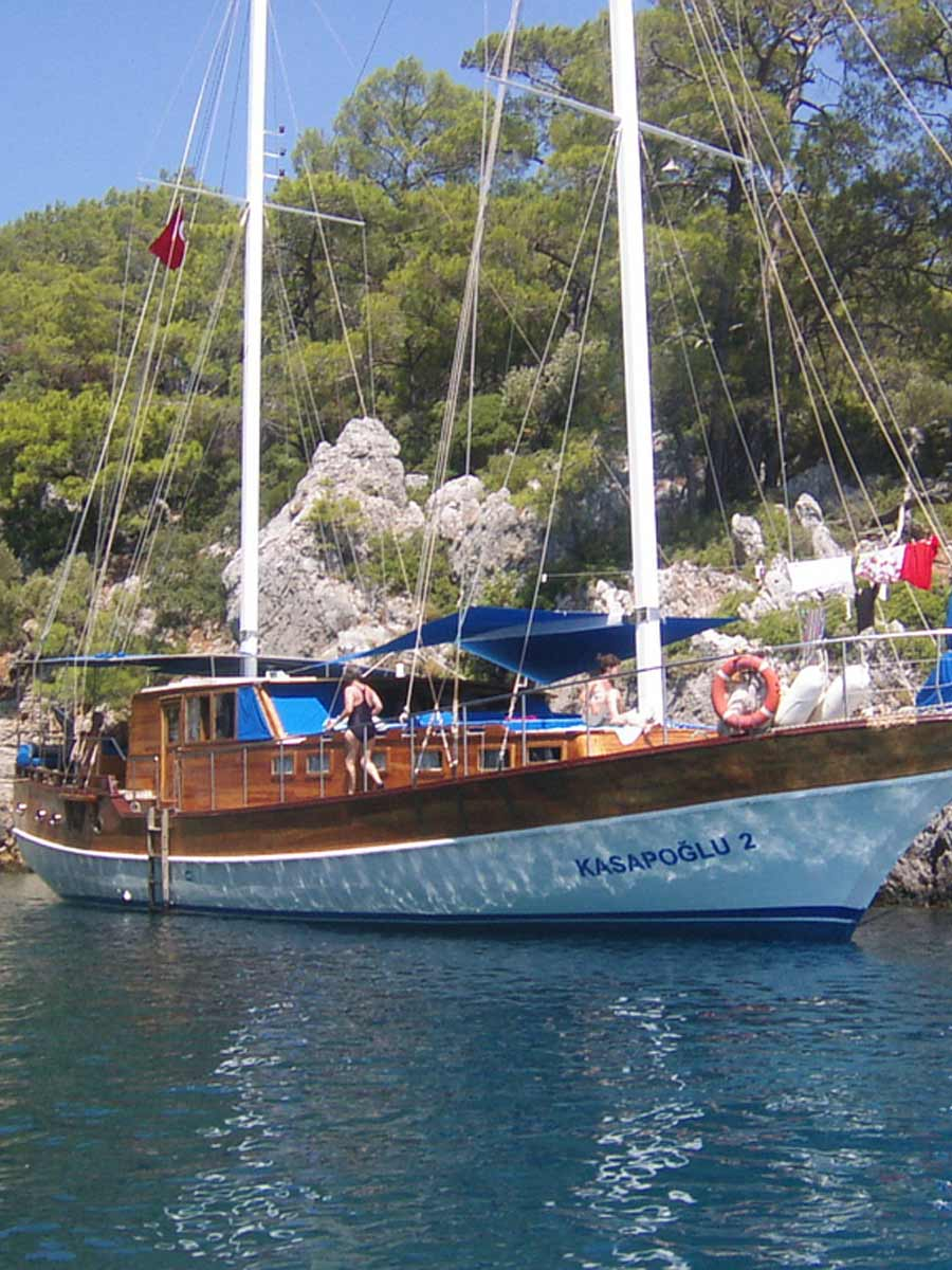 Kasapoglu II gulet for sale