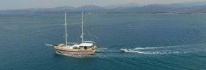 Lycian Pearl Kasapoglu Yachting Gulet cruises