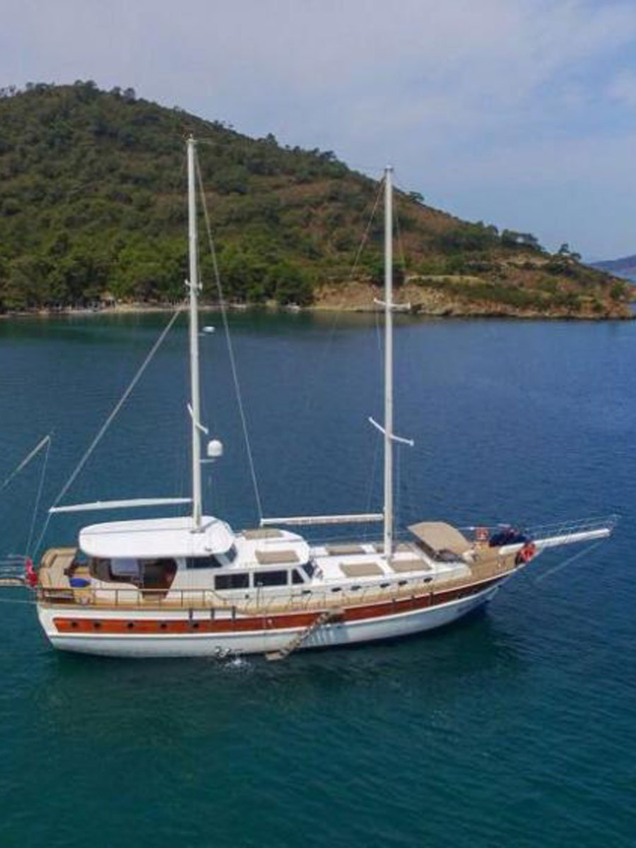 Lycian Pearl gulet for sale