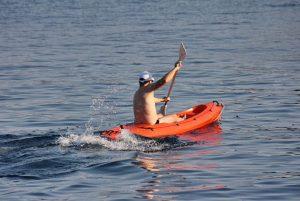 Sea-Kayaking watersports in Turkey