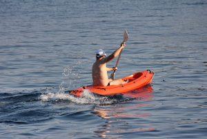 Sea kayaking gulet cruise