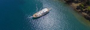 The Kasapoğlu Lycian Pearl - gulet cruises Yachting in Turkey cruises from Kekova Kas Fethiye