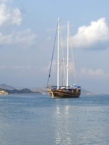 Blue Cruise in Turkey