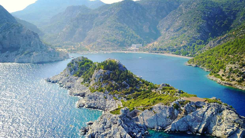 Ciftlik Bay, Marmaris, Mugla