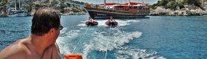 Gulet yacht crew Turkey