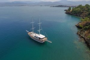 The Lycian Pearl gulet yacht Kaş Antalya Turkey