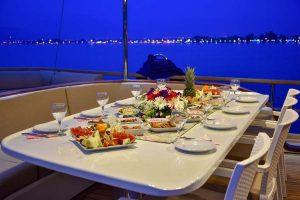 The Lycian Pearl gulet yacht Kaş Antalya Turkey