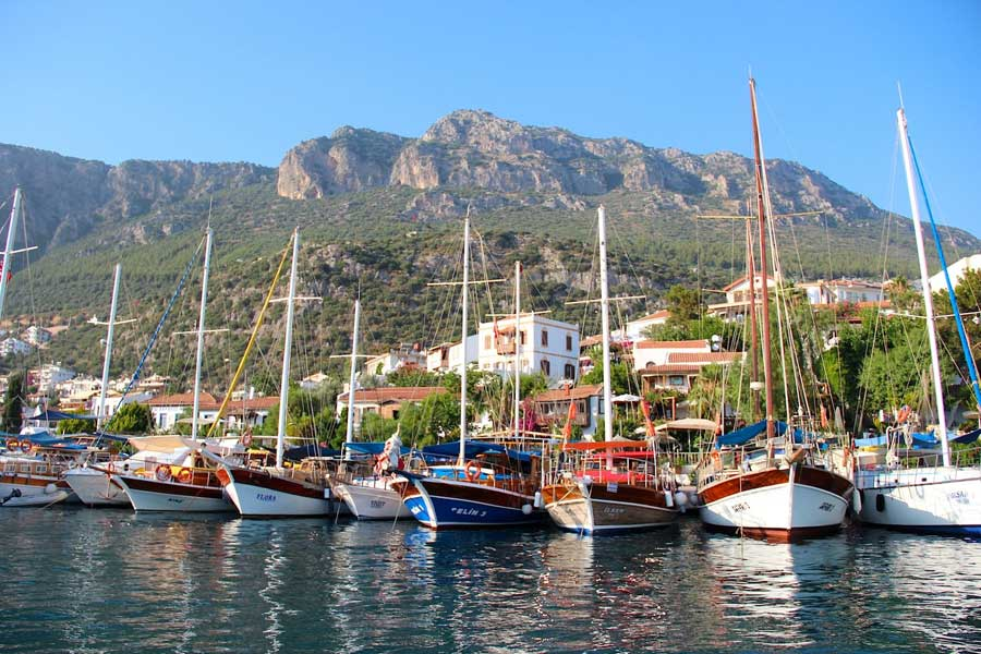 Kaş Harbour