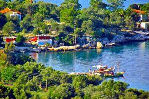 Limanagzı Bay Turkey