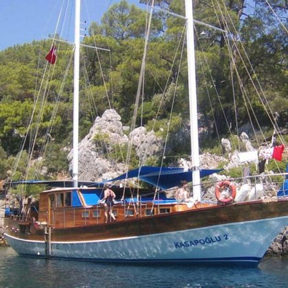 Kasapoglu 2 -gulet-cruises gulet for sale