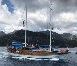 The Kasapoğlu II gulet yacht Turkey 21