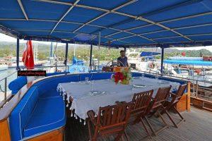 The Kasapoğlu II gulet yacht Turkey 9