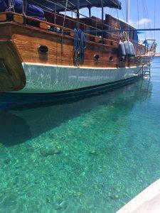 The Kasapoglu II gulet yacht Turkey 16
