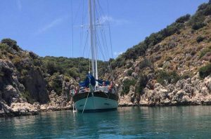 The Kasapoglu II gulet yacht Turkey 18
