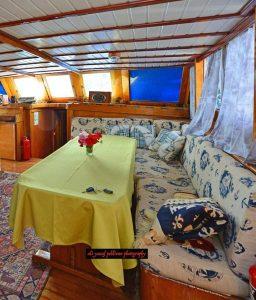 The Kasapoglu II gulet yacht Turkey 4
