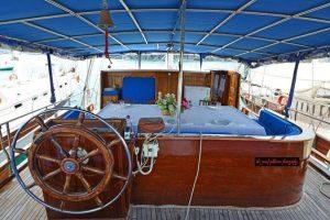 The Kasapoglu II gulet yacht Turkey 6