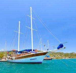 Gulet yacht Kasapoğlu 3